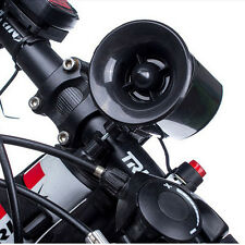 6-sound Bicycle Super-Loud Electronic Siren Horn Bell Ring Alarm Speaker Hot