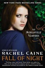 Fall of Night: The Morganville Vampires-ExLibrary