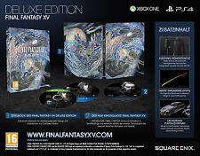 Final Fantasy 15 XV Deluxe Edition - Xbox One - NEU OVP - auf Lager