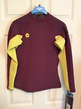 NEW ROXY Womens 1.5 SYNCRO Wetsuit Jacket XRSY Size 12