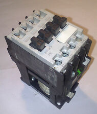 Siemens 3TF3010 0B Contactor 24 v DC  Coil  4 KW