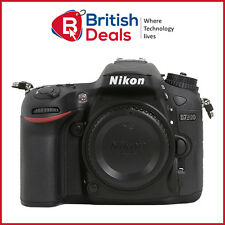 Nikon D7200 24.2 MP CMOS WiFi Digital SLR Camera Body - In UK