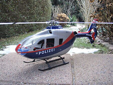 EC-135/450er Mechanik/Scale 4 Blattrotorkopf -RTF-mit Sender -Österreich Polizei