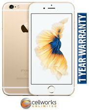 NEW Apple iPhone 6s ( Factory Unlocked ) 16GB Gold ATT T-MOBILE METRO NET-10