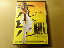 DVD / KILL BILL ( UMA THURMAN )