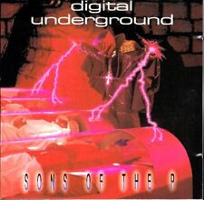Sons of the P by Digital Underground (CD, 1991) Tommy Boy Records