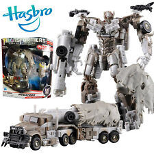TRANSFORMERS DARK OF THE MOON MEGATRON HASBRO ROBOT CAR ACTION FIGURES KIDS TOY