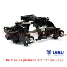 Leaf Spring Suspension for Rear Axles (X-8002) [LESU]- Tamiya 1/14 Tractor Truck