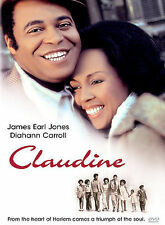 CLAUDINE New Sealed DVD James Earl Jones