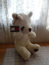 VINTAGE 1984 A-1 NOVELTY TEDDY BEAR paper by products STUFFED PLUSH Tommy Jeans