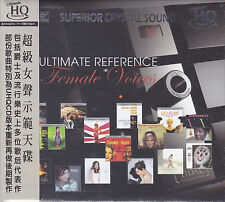 Ultimate Reference Female Voices Japan Audiophile UHQCD CD Limited Numbered New