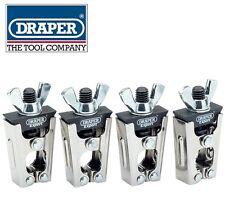 Draper herramientas de expertos de 4 piezas Mini Soldadura abrazadera Set 07219