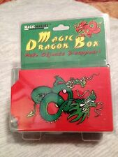 Dragon Drawer Box - Magic Chinese Box - Make Small Objects Appear and Disappear