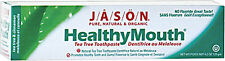 Healthy Mouth Tartar Control Toothpaste, Jason Natural Products, 4.2 oz