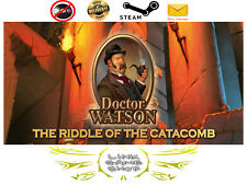 Doctor Watson - The Riddle of the Catacombs PC Digital STEAM KEY - Region Free