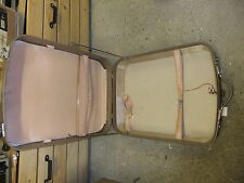 Suitcase mini wardrobe REVELATION 59x49x21cm  nice used 1950's