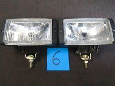 Bosch Pilot 150 Fog Driving Lights Clear NOS 12/24V Set of 2 #6