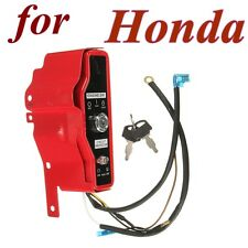 With 2Keys Red Ignition Switch Control Box Case For Honda GX340 11HP GX390 13HP