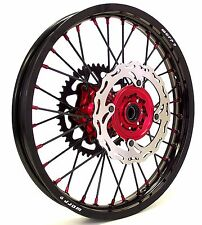 "WARP 9 CUSTOM REAR WHEEL 18"" HONDA CR125/250/500 CRF250 CRF450 XR400 XR650R/L"