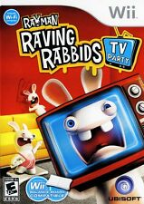 Rayman Raving Rabbids: TV Party - Nintendo  Wii Game
