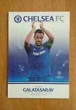 2013/14 chelsea v galatasaray-champions league-excellent état