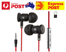 ORIGINAL Monster Beats by Dr Dre iBeats In-Ear Headphones for Andriod -Black