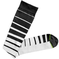 Medical / Nurse Women's Striped 15-18mmHG Compression Socks - 8 Colors!