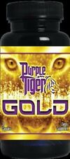 PURPLE TIGER GOLD! Vistalife LOSE FAT Thermogensis HOT ITEM + 5 samples FREE