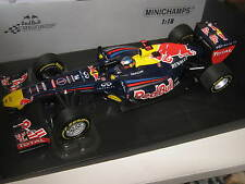 1:18 RED BULL Renault showcar  2012 S. Vettel L.E. 110120071 MINICHAMPS OVP new