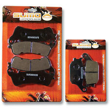 Honda FR+R Brake Pads CB 600 Hornet (ABS Model) FA 2007 2008 2009 2010 2011 2012