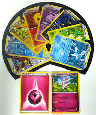 Pokemon Ultimate Eevee Evolution Card Set of 10 w Sylveon Espeon Umbreon + more