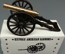 "REVOLUTIONARY WAR FRENCH 12 POUND CANNON 7"" LONG 3"" HIGH REPRODUCTION"