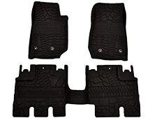 2014 - 2017 Jeep Wrangler 4 door slush mats 82213860