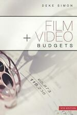Film and Video Budgets by Deke Simon (2010, Paperback, Revised)