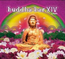Buddha-Bar, Vol. 14 by Various Artists (CD, Apr-2012, 2 Discs, George V)