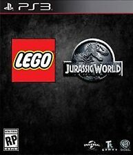 LEGO Jurassic World (Sony PlayStation 3, 2015)