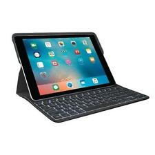 """Logitech Create 9.7"""" Keyboard Case Black for iPad Pro with Smart Connector"""