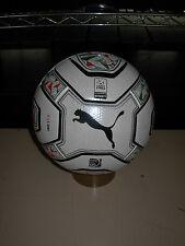 pallone calcio da gara no da negozio puma nr 5 serie LEGA PRO nuovo tricolore