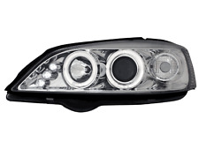 Fari Opel Astra G 98-04 2 angel eyes chrome