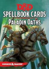 Dungeons & Dragons Next RPG: Paladin Oaths Spellbook Deck (24 cards) 5th Edition