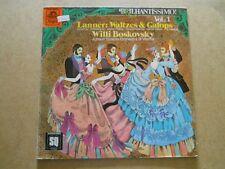 Lanner: Waltzes & Galops - Boskovsky/Strauss Orchestra - Quadraphonic LP
