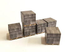 12 BREEZE BLOCK LOADS FOR OO GAUGE 1:76 SCALE MODEL RAILWAY & DIECAST AX029-OO