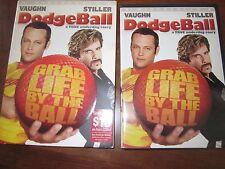 DODGEBALL A TRUE UNDERDOG STORY DVD VINCE VAUGHN BEN STILLER