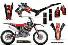 AMR Racing Honda Graphics Kit Bike Decal CRF 450R Decal MX Parts 13-14 MAD HTTR
