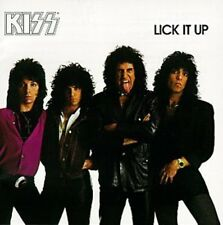 Lick It Up - Kiss (1998, CD NEUF)