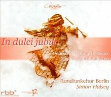 In Dulci Jubilo-German Christmas Songs from Five C, New Music