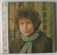 BOB DYLAN - Blonde On Blonde JAPAN MINI LP CD OBI NEU MHCP-373
