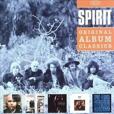 Original Album Classics, SPIRIT, New Import, Box set