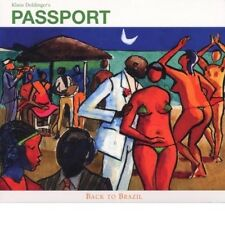 KLAUS DOLDINGER & PASSPORT - BACK TO BRAZIL  CD  12 TRACKS POP SMOOTH JAZZ  NEU