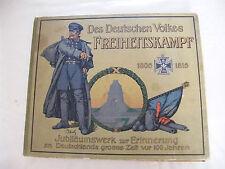 Des Deutschen Volkes Freiheittskampf 1806 1815 Erwin Heinrich Reimer